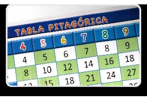 Tabla Pitagórica Grande